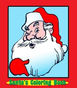 Santa's-Coloring Book