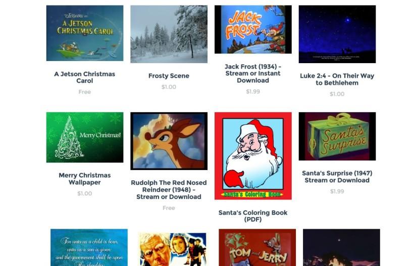 Christmas-Items