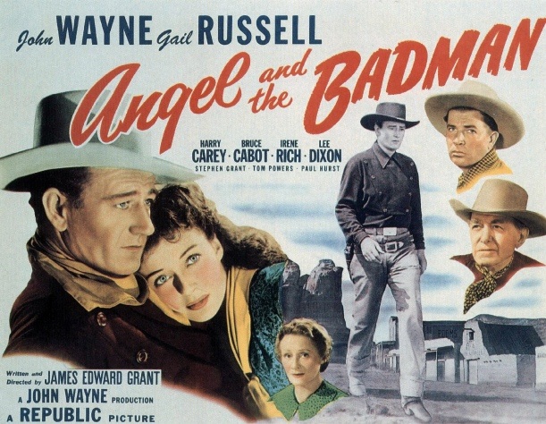 Poster - Angel and the Badman_02