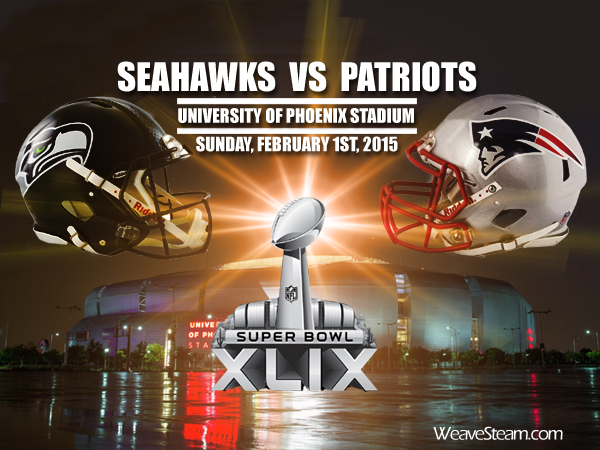 Download Super Bowl XLIX wallpaper