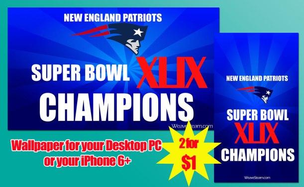 Super Bowl Champions