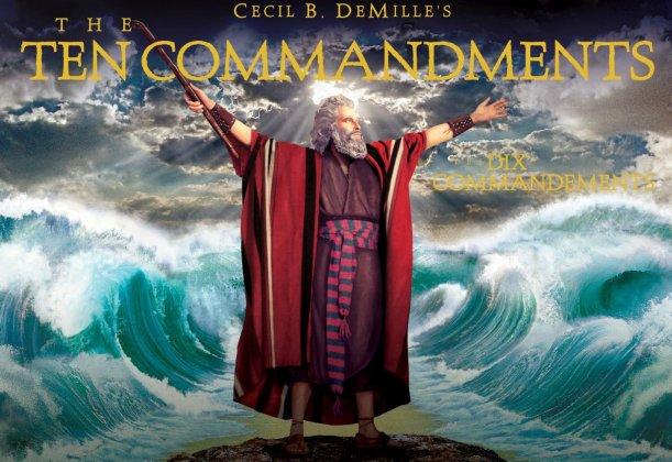 The Ten Commandments Ultimate Gift Set